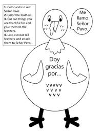 thanksgiving turkey español