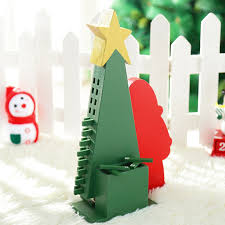 Christmas Advent Table Decoration by Xmas Gift Mini Table Decoration Wood Christmas Advent Calendar