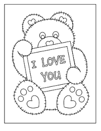 valentines coloring pages cool free coloring pages valentines