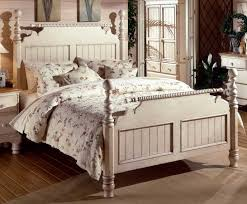 White Furniture Set Hillsdale Wilshire Post Bedroom Collection Antique White Hd