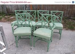 Chinese Chippendale Dining Chairs 34 Best Vintage Dining Chair Redo Images On Pinterest Bamboo