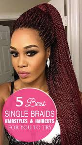 single plaits hairstyles the 25 best single braids hairstyles ideas on pinterest single