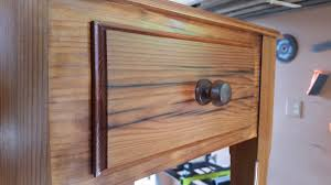 reclaimed redwood nightstand with secret compartment youtube