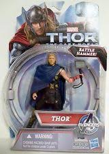 hasbro battle hammer thor action figure ebay