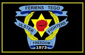 Blood Gang Flag Ulster Defence Association Wikipedia