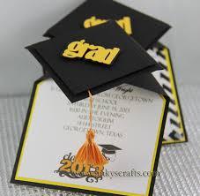 graduation cap invitations cap invitations