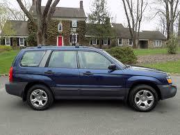 subaru awd wagon 2005 subaru forester x wagon 4 door no reserve 2005 subaru