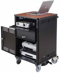 Small Computer Cabinet Small Computer Table On Wheels Foter