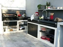 fabriquer cuisine exterieure meuble de cuisine exterieure meuble cuisine exterieure cuisine
