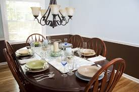 Dining Room Table Runners How To Use A Table Runner Ebay
