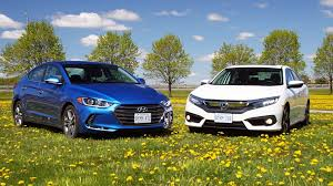 honda civic or hyundai elantra comparison 2016 honda civic touring vs 2016 hyundai elantra limited