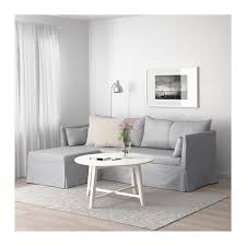 Grey Corner Sofa Bed Sandbacken Corner Sofa Bed Frillestad Light Grey Ikea