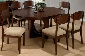Expandable Round Dining Room Tables Expandable Round Dining Table U2013 Ideas Photos Rilane