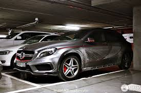 mercedes gla amg mercedes gla 45 amg edition 1 18 january 2016 autogespot