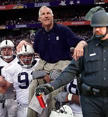 Jerry Sandusky Meme - image 203954 casually pepper spray everything cop know your
