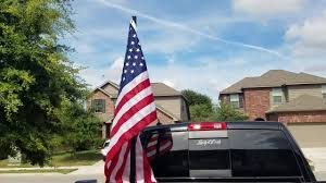 Flag Stakes How To Mount A Flag To Truck Bed Youtube