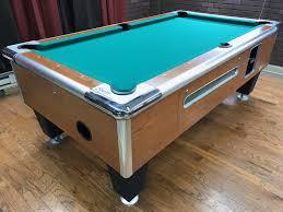 Used Billiard Tables by Table 0412117 Shelti Used Coin Operated Pool Table Used Coin