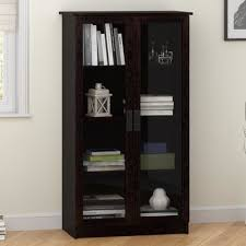Bookcase With Doors Bookcases With Doors You U0027ll Love Wayfair Ca