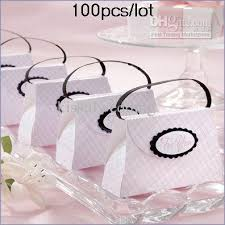 candy favor boxes wholesale wedding favor boxes of the pink plaid purse favour box and candy