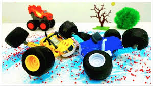 monster truck jam videos for kids ice crash monster trucks toy trucks videos for kids toy cars