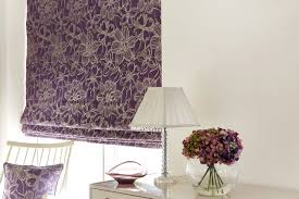 Patterned Roman Blinds Roman Blinds Gallery