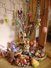 Easter Bunny Tree Decorations by 100 Ideas For Original Easter Decoration U2013 Fresh Design Pedia