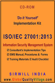 amazon com iso iec 27001 2013 isms implementation kit manual
