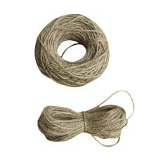 Event Direct Decor Aliexpress Com Buy 100m 2mm Raw Jute Twine String Natural Diy