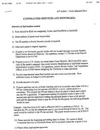 Personal Services Agreement Template contract services procedures how tos purchasing