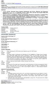Objective For Electrical Engineer Resume 18 Amazing Production Resume Examples Livecareer Resume Templates