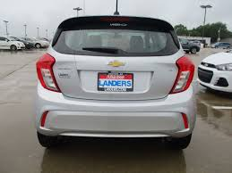 2017 new chevrolet spark 5dr hatchback cvt lt w 1lt at landers