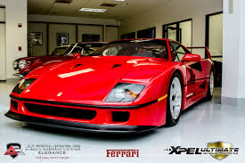 ferrari custom the world famous u2013 1991 ferrari f40 u2013 fully custom application