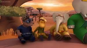 babar adventures badou season 2 episode 6 hyenaaaah