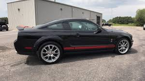Ford Mustang Shelby Gt500 Black Ford Mustang Shelby Gt500 For Sale Used Cars On Buysellsearch