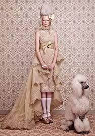 Vanity Fair Dubai Petit Trianon U0027 Anna Ilnytska As Marie Antoinette By Pascal