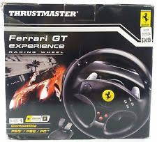 thrustmaster gt experience review thrustmaster gt cockpit 430 4160545 racing wheel ebay