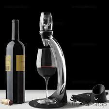 Wine Set Gifts Vinturi Red Wine Tower Aerator Gift Set American Made Red Wine