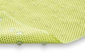 Yellow Bath Mat Amazon Com Bino Super Softee Cushioned Bathmat White Home U0026 Kitchen