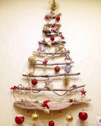 купить новогодняя ёлка на стену driftwood christmas tree в