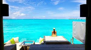 chambre sur pilotis maldives quel hôtel pour un voyage de noces aux maldives six senses laamu