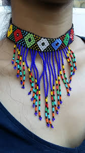 beautiful beads necklace images Other women 39 s accessories beautiful zulu beaded necklace in jpg