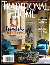 media traditional home magazine u2013 robin baron