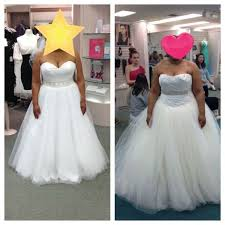david bridals david bridal plus size wedding dresses