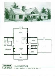 Rustic Cabin Floor Plans by Bedroom House Plans With Loft Best Ideas Also 1 Log Cabin Floor