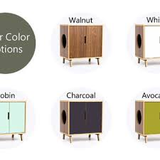modern litter box cabinet best litter box cover products on wanelo