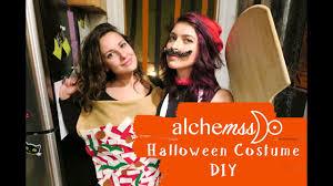 Pizza Halloween Costume Friend Halloween Pizza Slice Chef Costume Diy