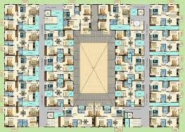 3 Bhk Apartment Floor Plan by 2bhk 3bhk Apartments For Sale In Electronic City Bangalore