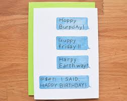funny birthday card funny birthday humor birthday card