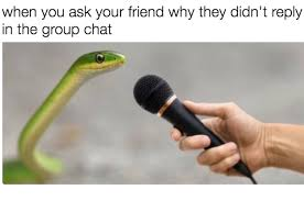 Group Chat Meme - 21 memes to send to your group chat immediately