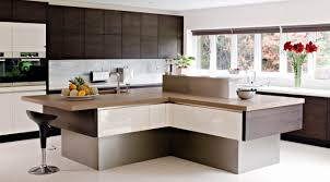 kitchen cool kitchen designs with modern space saving design